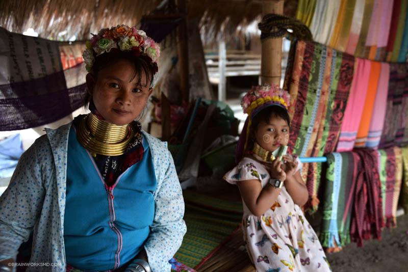 Karen Long Neck Tribe